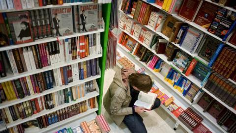 В Україні набув чинності порядок вилучення незаконно ввезених російських книг