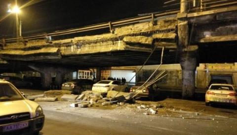 Україна домовилася з Китаєм щодо ремонту Шулявського моста