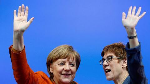 На регіональних виборах у Німеччині перемогла партія Меркель