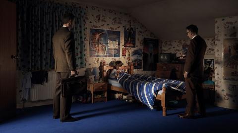 «Самотня людина»: яку силу мають дитячі спогади (ФОТО)