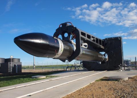 Американці готуються до запуску перспективної ракети Electron