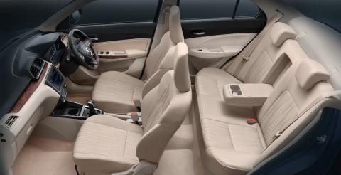 Suzuki презентував новий седан Dzire (ФОТО)