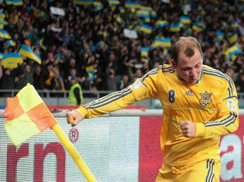 Зозуля призупинив кар'єру в збірній України