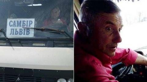 Водій львівської маршрутки відмовився везти військовослужбовця (ФОТО)
