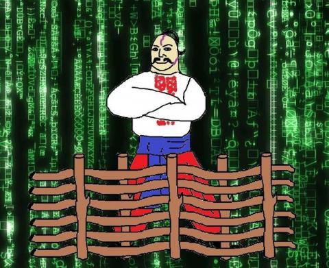 У мережі опублікували курйозні фото про заборону соцмереж в Україні (ФОТО)