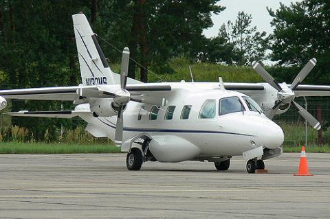 В Бермудському трикутнику знайшли уламки літака, що зник в понеділок
