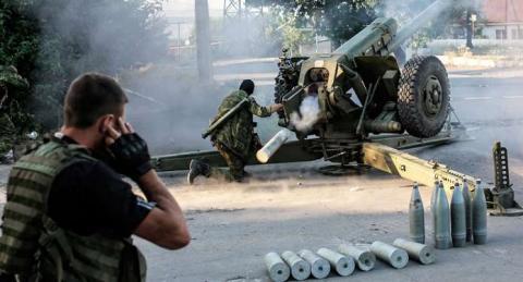 Бойовики на Донбасі нанесли удар по своїм