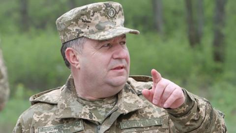 Міністр оборони зробив гучну заяву щодо повернення Донбасу та Криму