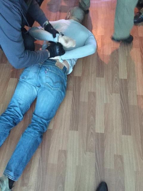 На Київщині СБУ спіймала двох поліцейських-корупціонерів (ФОТО)