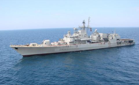«Гордість українського флоту» зламалась одразу після проведення ремонту