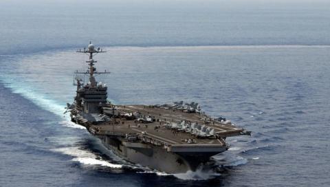 США відправили в Японське море вже другий авіаносець