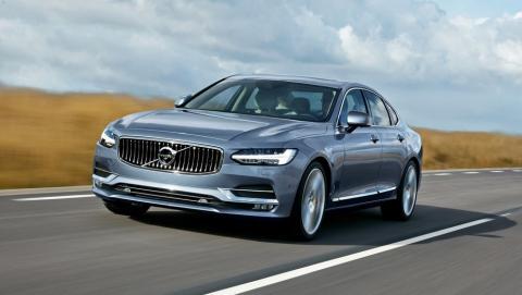 Volvo визнали найбезпечнішою машиною в світі