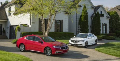 Acura офіційно розсекретила розкішний седан TLX (ФОТО)