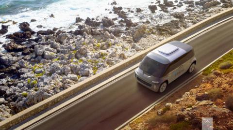 Американці презентували перше у світі безпілотне авто-трансформер (ФОТО)