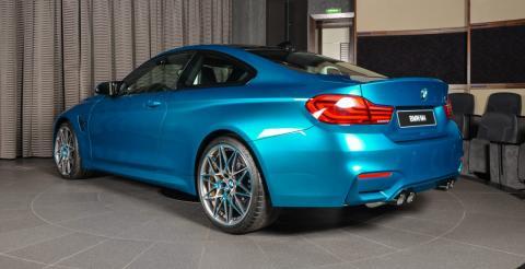 BMW презентував особливу модифікацію купе М4 (ФОТО)