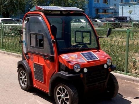 Створено наддешевий електромобіль за 200 $