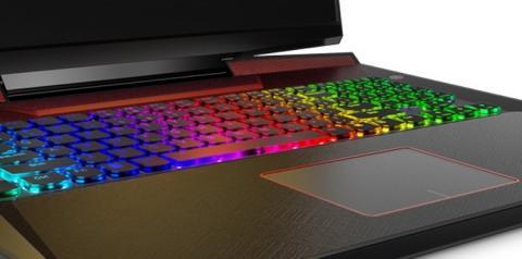 Lenovo презентувала новий потужний ноутбук (ФОТО)