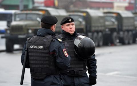 Під Москвою поліція затримала страйкуючих далекобійників