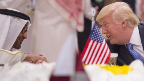 Трамп розповів про боротьбу між добром і злом