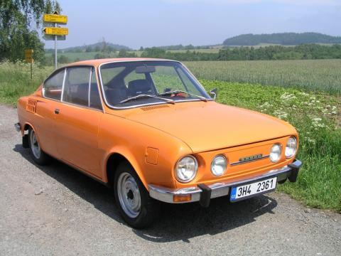 Skoda випустить новий автомобіль в стилі ретро