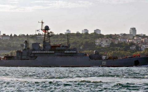"""Це були не """"зелені чоловічки"""": у ВМС назвали головних загарбників Криму"""