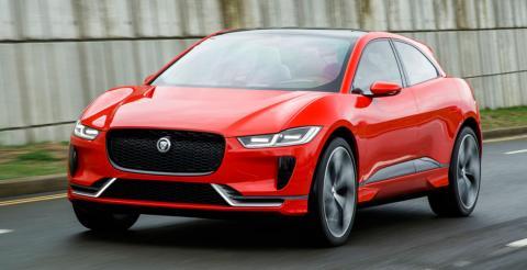 Журналісти розсекретили новий кросовер Jaguar I-Pace (ВІДЕО)