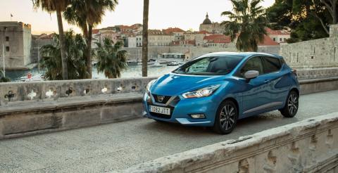 Nissan презентував базову модифікацію моделі Micra