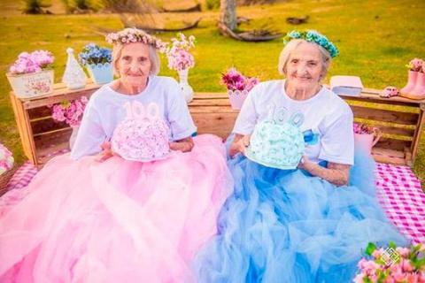 У Бразилії старенькі бабусі вразили весь світ веселою фотосесією (ФОТО)