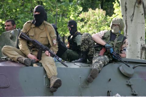 На Донбасі група терористів зникла дорогою на бойові позиції, — ГУР МОУ