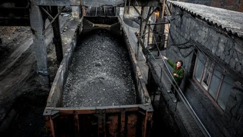Україна має намір відмовитися від антрацитового вугілля до 2019 року