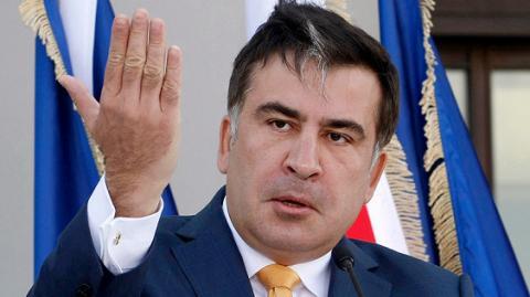 Саакашвілі назвав блокування російських соцмереж «нелюдським»