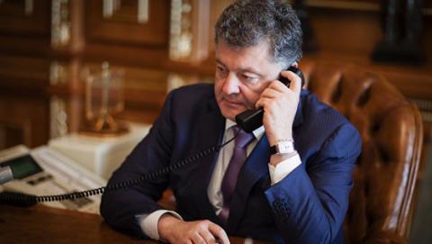 Президенти України і Франції скоординували позиції перед G7