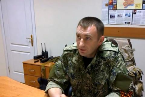 На Донбасі загинув відомий бойовик