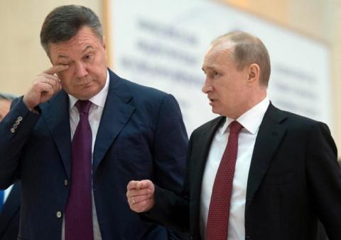 Росія надала Україні докази «політичної зради» Януковича