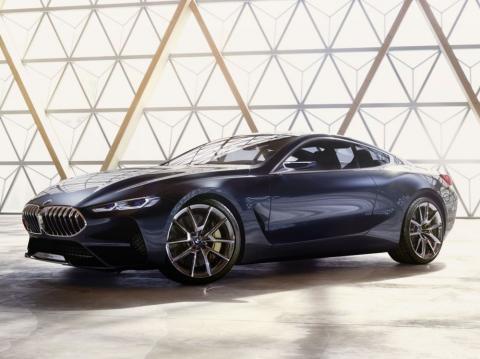 У Мережі розсекретили нову модель BMW 8 Series (ФОТО)