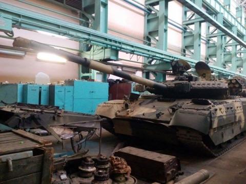 Харківський завод відремонтував 50 танків для ЗСУ (ФОТО)