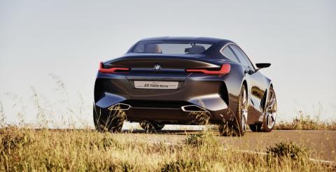 BMW офіціально презентував концептуальне купе 8-Series (ВІДЕО)