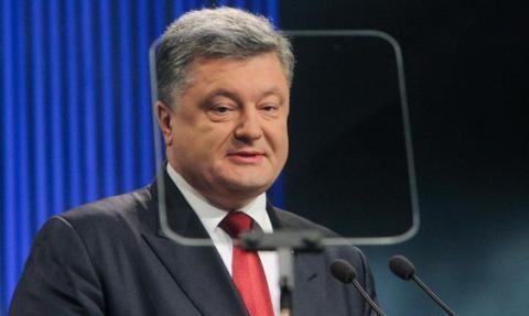 """Порошенко заявив, що Росія """"кинула виклик"""" Чорноморському регіону"""