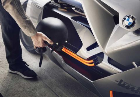 """BMW презентував """"скутер з майбутнього"""" (ФОТО)"""