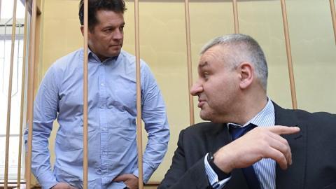 Адвокат розповів, на кого Кремль може обміняти журналіста Сущенка