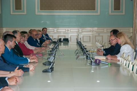Співпраця з зарубіжними торгово-промисловими палатами забезпечує економічну та соціальну підтримку України