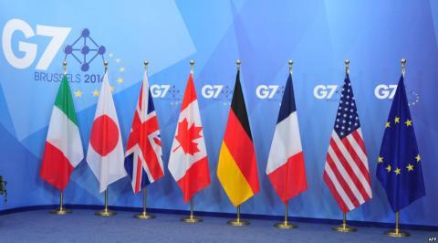 Лідери G7 домовились за продовження санкцій проти Росії