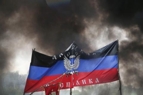 """На Донбасі затримали розвідника """"ДНР"""""""