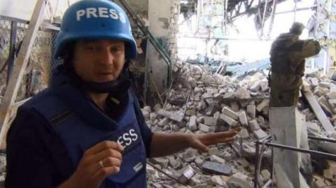 Один із лідерів бойовиків розповів правду про «сенсаційні» сюжети про Україну на російських телеканалах