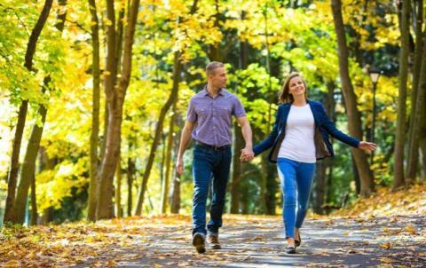 Вчені розповіли, в чому користь прогулянок на свіжому повітрі