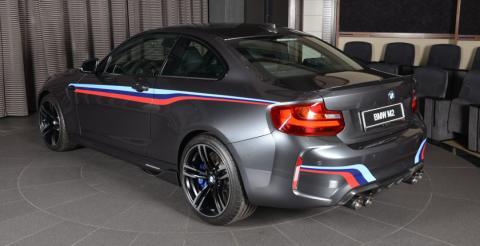 Abu Dhabi Motors презентував ексклюзивну модифікацію BMW M2 (ФОТО)