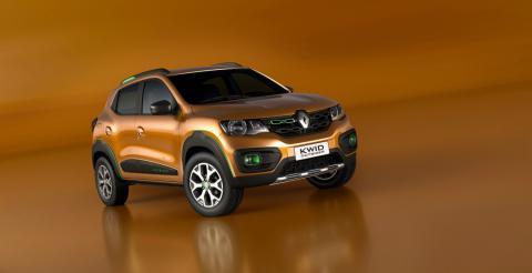 Renault розсекретив вартість оновленої моделі Kwid