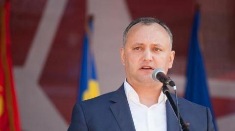 Президент Молдови прокоментував рішення уряду щодо вислання дипломатів РФ