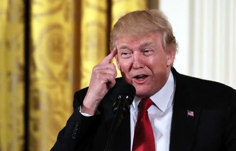 Трамп може піти з посади через імпічмент