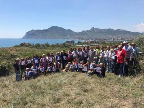 Кримчани втомилися від окупантів, які проводять масову забудову півострову (ФОТО)